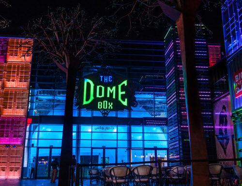 The Dome Box Theatre, Dubai, UAE