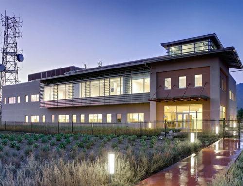 Inland Empire Transportation Management Center, Fontana, CA