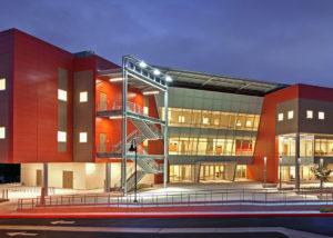 Saddleback College Interdisciplinary Science Building