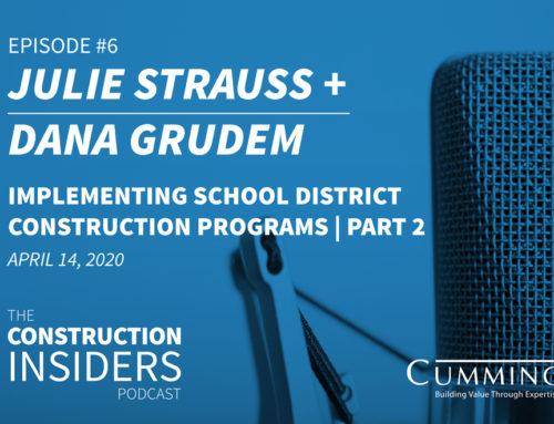 Implementing School District Construction Programs, Part 2