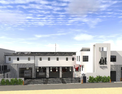 City of Santa Monica, Fire Station No. 1, Santa Monica, CA