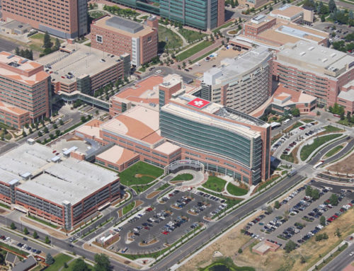 University of Colorado Hospital at Anschutz, Tower 2 Expansion, Aurora, CO