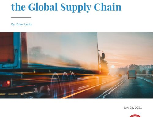 The Continuing Effects of  the COVID-19 Pandemic on  the Global Supply Chain