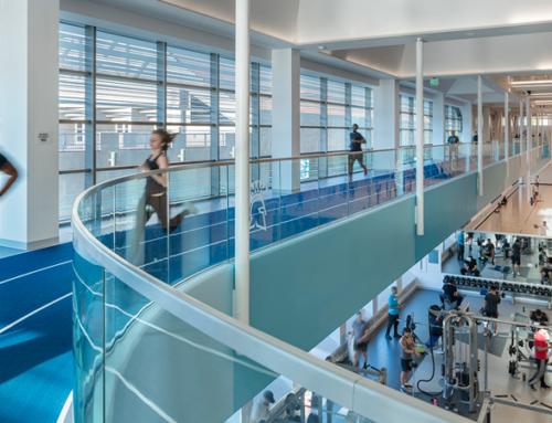 SJSU Spartan Recreation and Aquatic Center