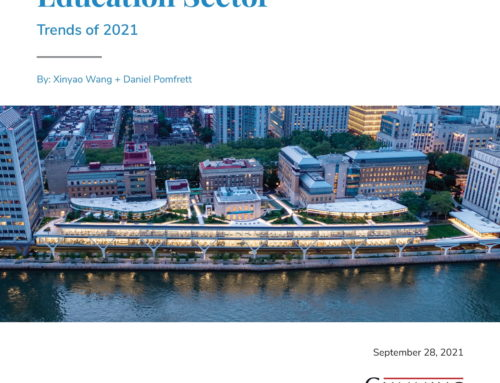 The Higher Education Sector